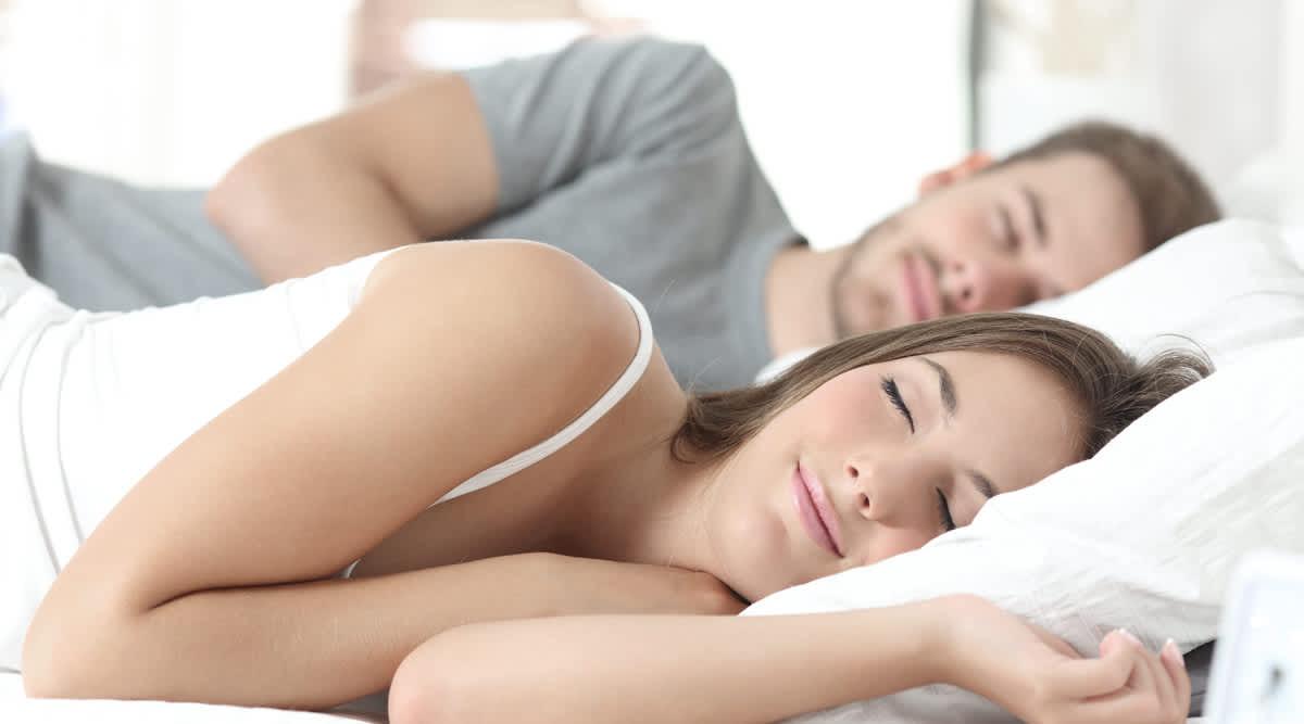 Gut schlafen nach einer Schnarchoperation