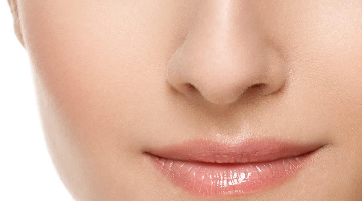 Die Nase mithilfe von Fillern optimieren