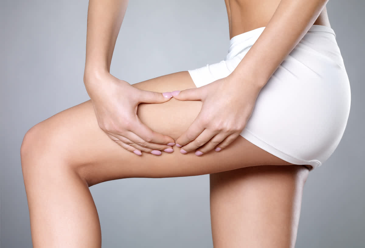 Wellenbehandlung bei Cellulite